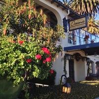 Photo taken at Hotel Milo Santa Barbara by Anna V. on 12/19/2012