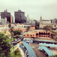 Photo taken at Plaza del Bosque Lima Hotel by 77777 on 5/14/2013