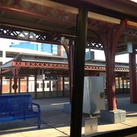 Photo taken at Amtrak/SEPTA: Wilmington Station by Ronald R. on 11/14/2012