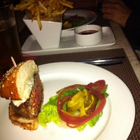 Photo taken at Chianina Steakhouse by Kathy W. on 11/5/2014