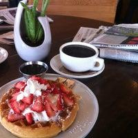 Photo taken at Portfolio Coffeehouse by Kathy W. on 1/26/2014