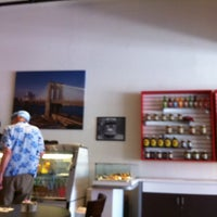 Photo taken at Bixby's Brooklyn Deli by Kathy W. on 9/9/2014