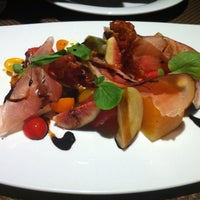 Photo taken at Chianina Steakhouse by Kathy W. on 9/24/2015