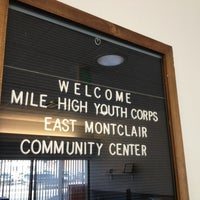 Photo taken at Mile High Youth Corps - EMCC by Kaylee P. on 12/18/2012