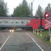 Photo taken at Переезд by Udjin on 8/26/2014