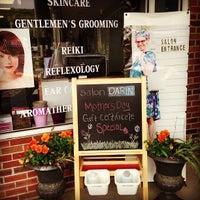 Photo taken at Salon DARIN by Darren R. on 5/9/2013