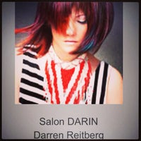 Photo taken at Salon DARIN by Darren R. on 7/1/2013