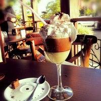 Photo taken at Z Café by Merope C. on 5/25/2013