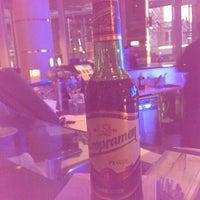 Photo taken at Radisson Blu Lobby Bar by Kim H. on 3/15/2015