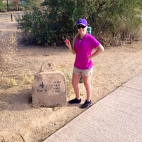 Photo taken at Aguila Golf Course by Amy B. on 10/26/2013