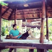 Photo taken at Sensi Paradise Resort by Rodrigo M. on 6/23/2013