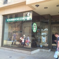 Photo taken at Starbucks by Bernd K. on 9/29/2013