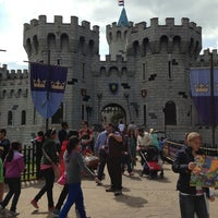 Photo taken at Knights Kingdom by Robert O. on 6/2/2013