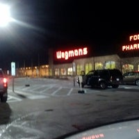 Photo taken at Wegmans by Frank D. on 3/18/2013