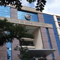 Photo taken at Ateneo de Davao University by Stephen Y. on 5/17/2013