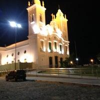 Photo taken at Igreja da Sé by Patrick F. on 1/15/2014