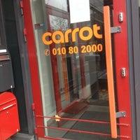 Photo taken at Carrot by Oskari K. on 10/29/2013
