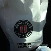 Photo taken at Jimmy John's by Bernadette G. on 11/11/2016