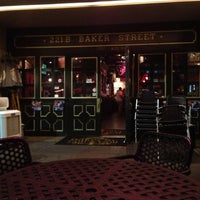 Photo taken at Baker St. Pub & Grill by Tom W. on 10/22/2012