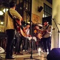Photo taken at Ace Hotel Lobby Bar by Matt K. on 10/3/2012