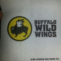 Photo taken at Buffalo Wild Wings Grill & Bar by Shawn S. on 4/30/2013
