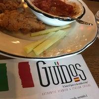 Photo taken at Guido's Pizzeria & Tapas by Carolyn M. on 6/24/2017