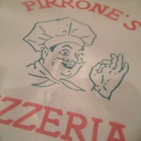 Photo taken at Pirrone's Pizzeria by Carolyn M. on 8/2/2014