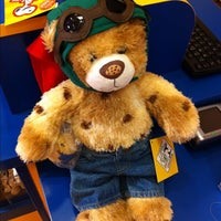 Photo taken at Build-a-Bear Workshop by Luci O. on 10/2/2012