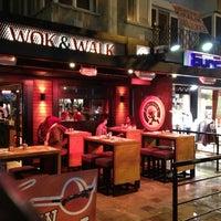 12/13/2012 tarihinde Sinan A.ziyaretçi tarafından Wok&Walk'de çekilen fotoğraf