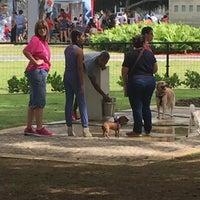 Photo taken at Parque Luis Muñoz Marín by Kenneth R. on 6/26/2016
