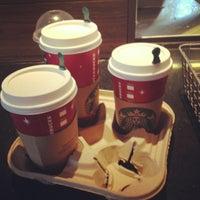 Photo taken at Starbucks by Lauren J. on 12/6/2012