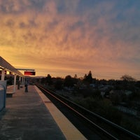 Photo taken at Bay Fair BART Station by J.R. L. on 12/14/2012
