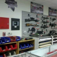 Photo taken at The Gun Store by Sabrina F. on 10/6/2012