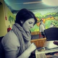Photo taken at Kikolino by Mercedes Sz. on 1/19/2013