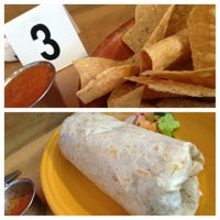 Photo taken at Papalote Mexican Grill by Dennis C. on 6/22/2013