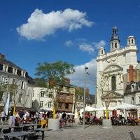 Photo taken at Place Saint-Pierre by Alexandra M. on 7/31/2016