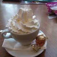 4/6/2013 tarihinde Diamond İ.ziyaretçi tarafından Kahve Dünyası'de çekilen fotoğraf