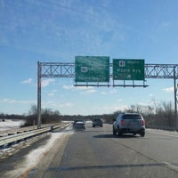 Photo taken at Exit 4 by Christopher C. on 1/21/2014