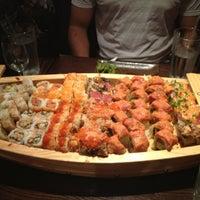 Photo taken at Sushi Para II by RJ C. on 12/20/2012