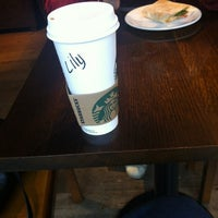 Photo taken at Starbucks by Лиля B. on 10/31/2012