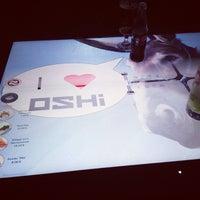 Photo taken at Oshi Asian Interactive restaurant by Natalia V. on 5/6/2013