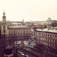 Снимок сделан в Sokos Hotel Olympia Garden пользователем Natalia V. 4/27/2013