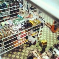 Photo taken at Мегамаркет / Megamarket by Антон К. on 10/28/2012