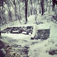 Снимок сделан в Парк «Нивки» пользователем Антон К. 12/15/2012