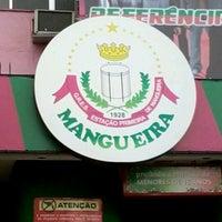 Foto tirada no(a) G.R.E.S. Estação Primeira de Mangueira por Michelle V. em 10/13/2012