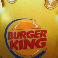 Photo taken at Burger King by Mirelle B. on 10/13/2012
