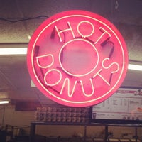 Photo taken at Shipley's Donuts by Karen P. on 10/20/2012