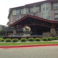 6/22/2013 tarihinde Meg R.ziyaretçi tarafından Soaring Eagle Casino & Resort'de çekilen fotoğraf
