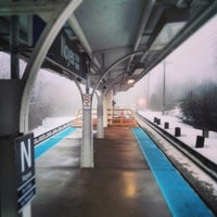 Photo taken at CTA - Noyes by Nick A. on 2/20/2014