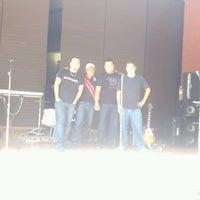 Photo taken at Auditorio Quinta Colorada by David R. on 8/24/2013